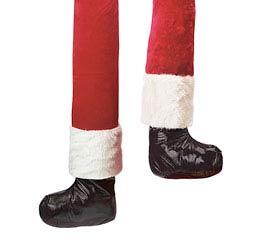 DECOR SANTA LEGS