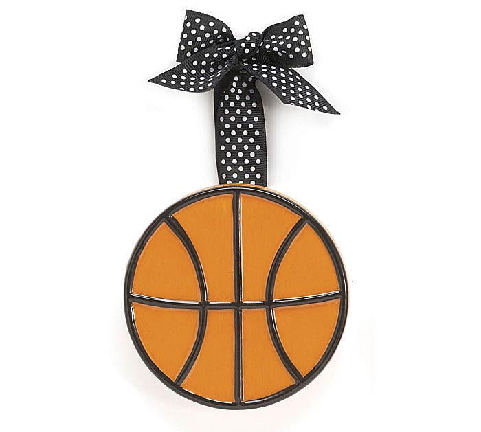 ADORNMENT BASKETBALL