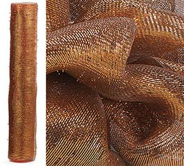 COPPER PAPER MESH ROLL