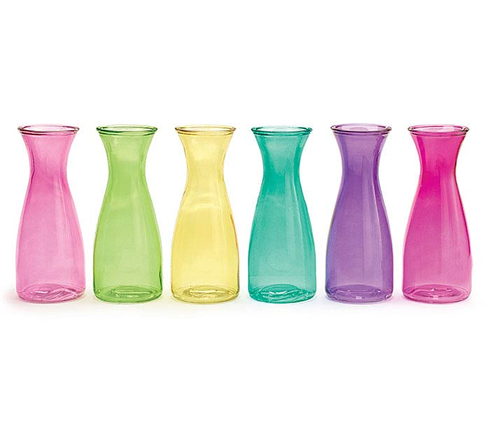 VASE GLASS SPR MILK