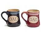 DAD MESSAGES PORCELAIN MUG