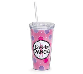 LOVE TO DANCE TRAVEL CUP