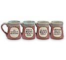 HUNTING MESSAGES MUG