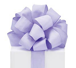 #9 LAVENDER TAFFETA WIRED RIBBON
