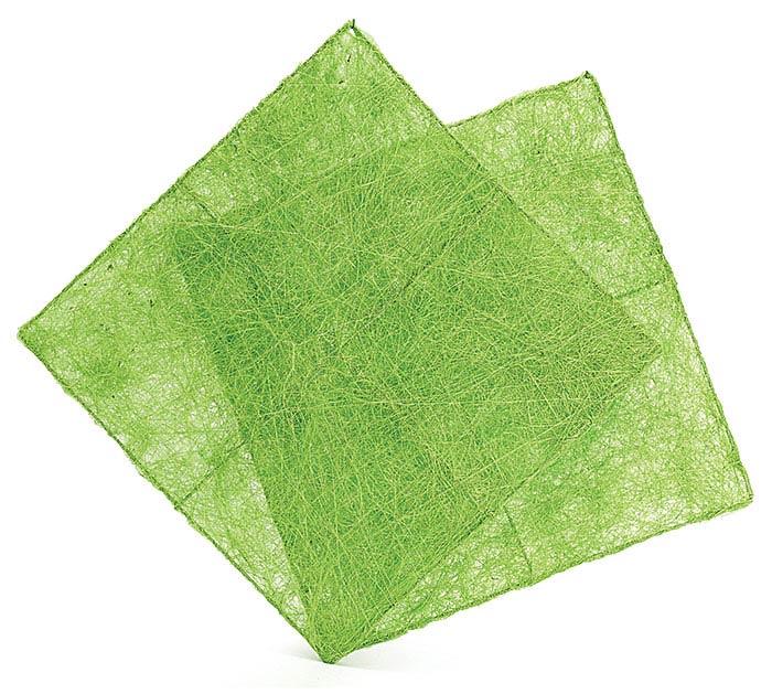 DECORATIVE GREEN SQ