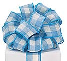 RIBBON #9 PLAID