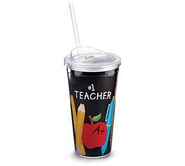 #1 TEACHER TRAVEL CUP