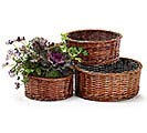 BASKET NESTED DARK
