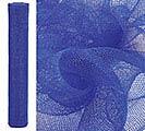 "21"" ROYAL BLUE SOLID MESH ROLL"