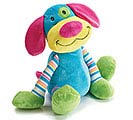 PLUSH RAINBOW PUPPY