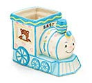 PLANTER BABY BOY TRAIN