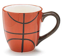 BASKETBALL CERAMIC MUG