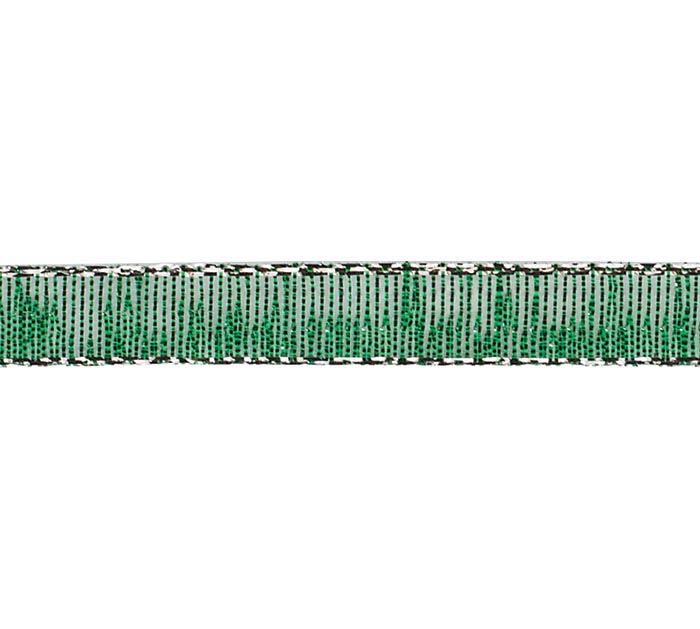 #2 GREEN SHIMMER CORSAGE RIBBON