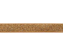 #2 GOLD SPARKLE SATIN CORSAGE RIBBON