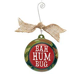 ORNAMENT BAH HUM BUG