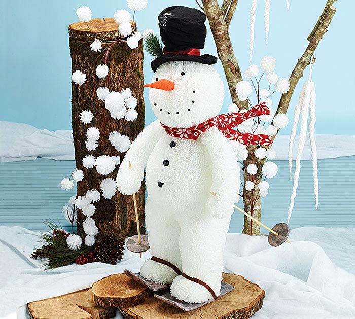 DECOR SNOWMAN