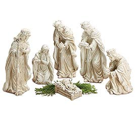 NATIVITY WHITE DISTR