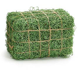 DECOR GRASS BALE