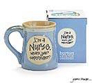 NURSE SUPERPOWER PORCELAIN MUG 2nd Alternate Image