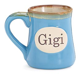 GIGI/MESSAGE PORCELAIN MUG W/ BOX