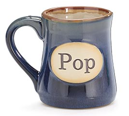 POP/MESSAGE PORCELAIN MUG