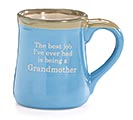 GRANNY/MESSAGE PORCELAIN MUG 1st Alternate Image