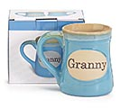 GRANNY/MESSAGE PORCELAIN MUG 2nd Alternate Image