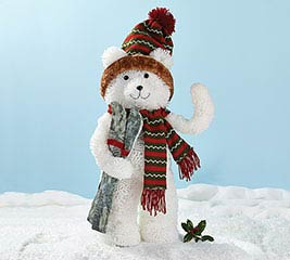 DECOR SNOW BEAR