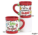 MUG I LOVE TO TELL