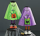 STANDING MONSTERS TRICK OR TREAT PALS
