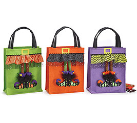 BAG HALLOWEEN WITCH