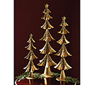 DECOR TREE GOLD ASTD