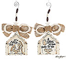 ORNAMENT GIFT OF JESUS