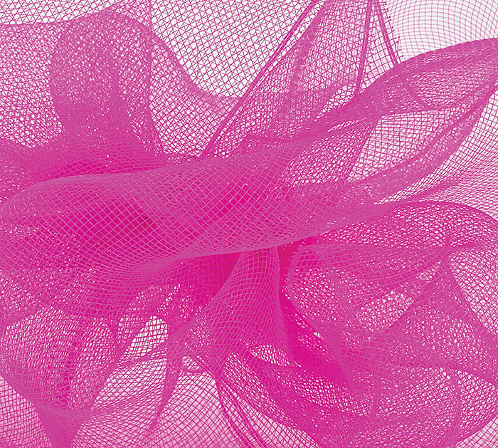 10 X 10 HOT PINK MESH SQUARE