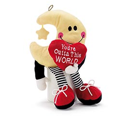 PLUSH LOVE YOU TO THE MOON