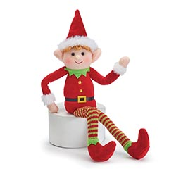 PLUSH CHRISTMAS ELF