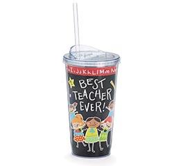 BEST TEACHER EVER TRAVEL CUP