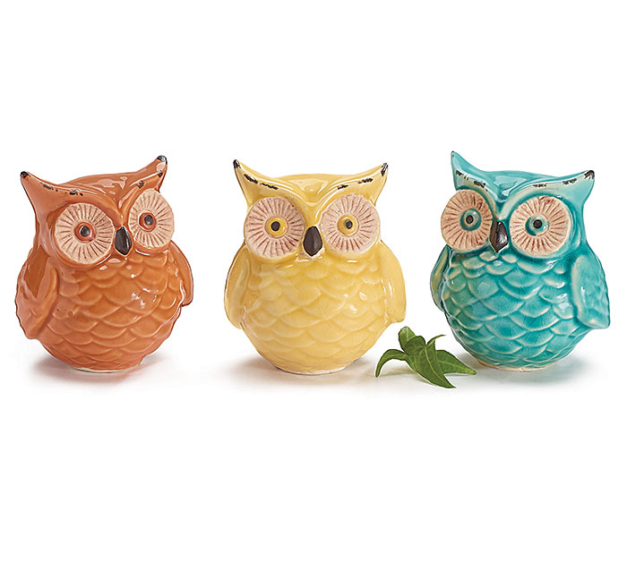 FIG DISTRESSED OWLS