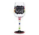 KEEP YOUR APPLE/TEACHER WINE GLASS