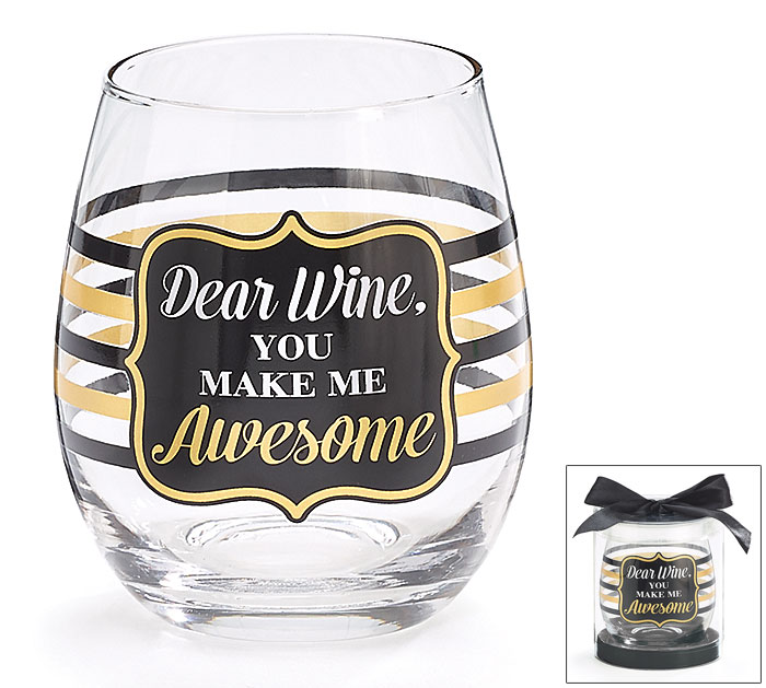 WINE GLASS AWESOME
