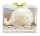 CERAMIC BABY ELEPHANT BANK 1st Alternate Image