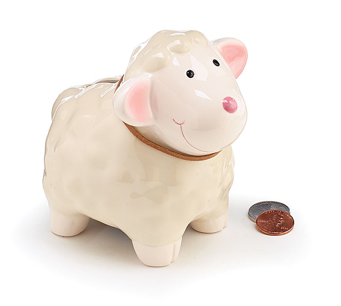BANK LAMB CERAMIC