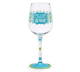 WINE GLASS MESSAGE