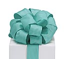 #9 MINT GREEN TAFFETA RIBBON