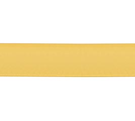 #3 YELLOW TAFFETA RIBBON