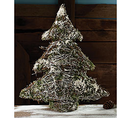 WILLOW CHRISTMAS TREE DECOR