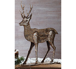 FIGURINE DEER LARGE