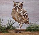 FIGURINE OWL