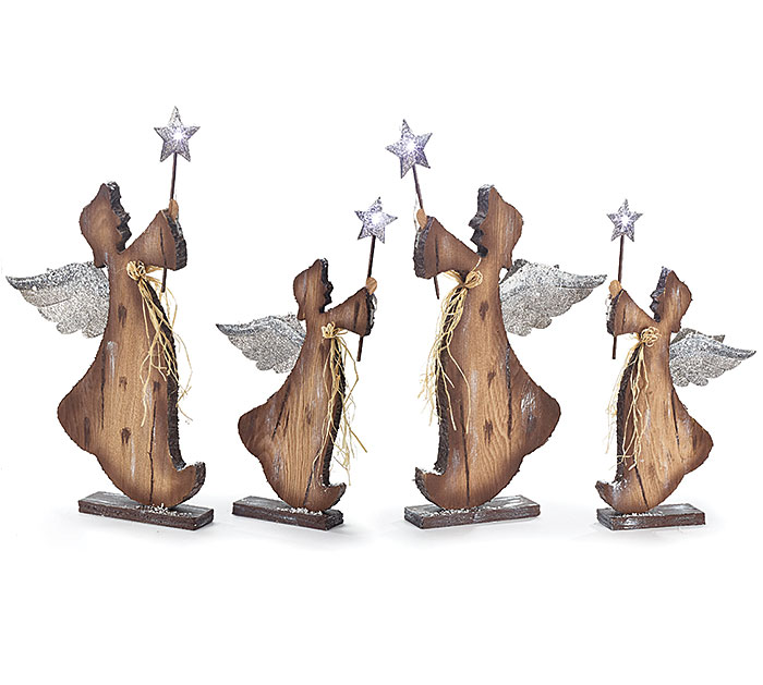 LIGHTED ANGEL ASSORTMENT