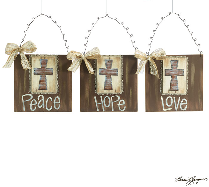 CROSS WALL HANGING ASSORTMENT